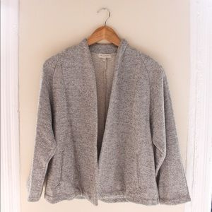 Madewell mile(s) Terry Swing Jacket